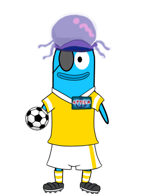 Attica the one eyed jellyfish soccer player.png