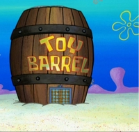 Toy Barrel