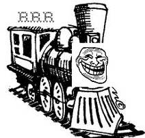 The Train has Arrived Rrr11